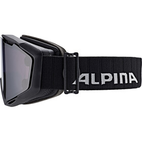 Alpina Panoma Magnetic Q+S S1+S3 - Gafas de esquí - negro